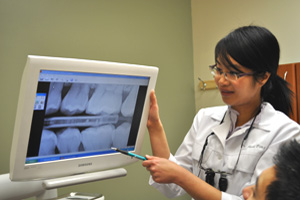 dental xrays digital